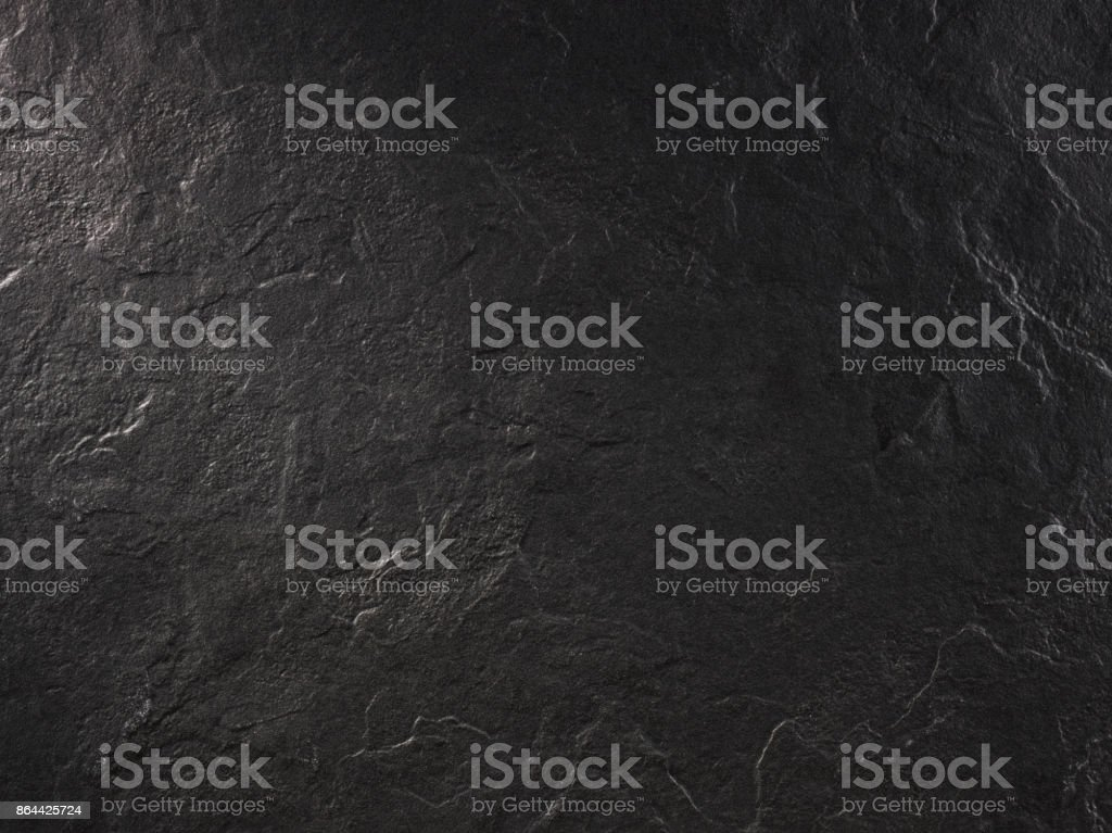Black Stone Background stock photo