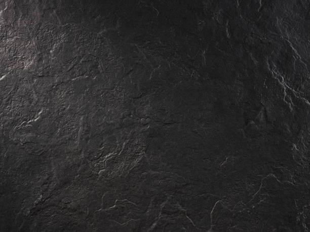 siyah taş zemin - taş i̇nşaat malzemesi stok fotoğraflar ve resimler