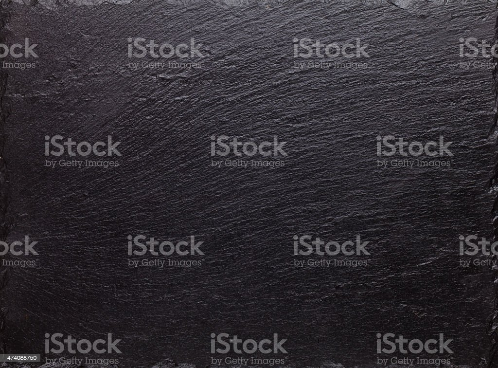 Black stone texture stock photo