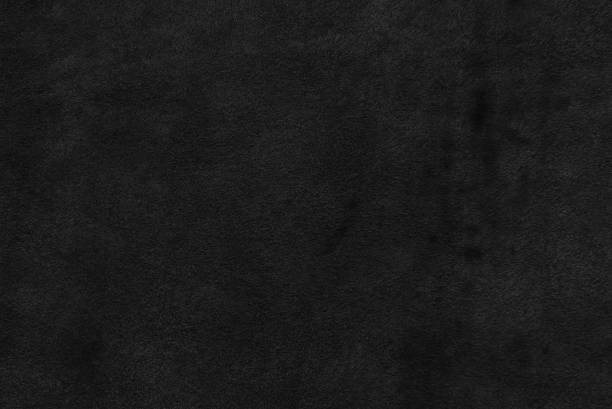 black suede texture for background - velvet stock pictures, royalty-free photos & images
