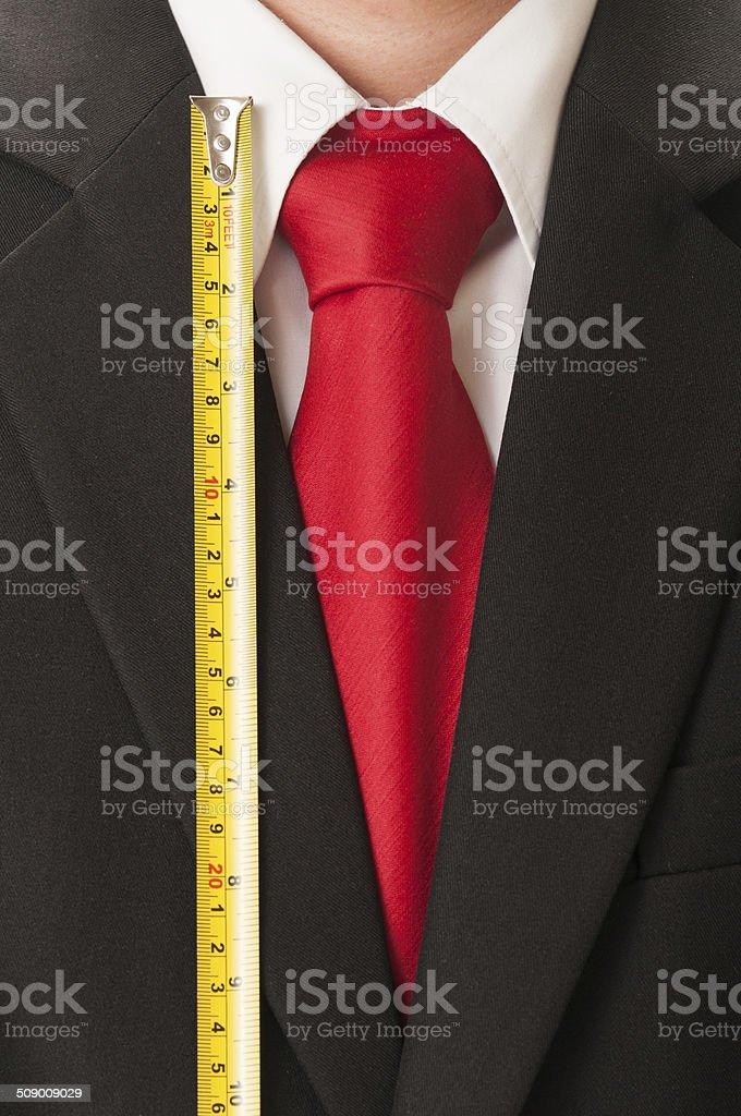 chaussures de séparation 358c7 d2211 Photo libre de droit de Costume Noir Et Cravate Rouge ...