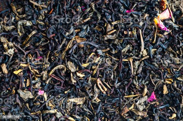 Black tea as background with dry rose petals picture id961581288?b=1&k=6&m=961581288&s=612x612&h=vi1ovwoqgdgrl9jhtkrutbs1p8vrkd 0qhldrj1fo a=