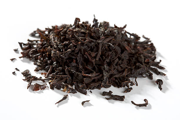 Black Tea Dombagastalawa stock photo