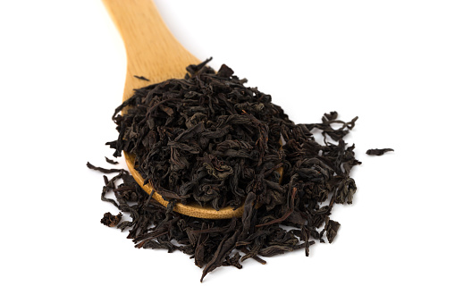 black tea afvallen