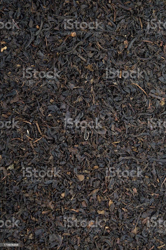 Black tea royalty-free stock photo
