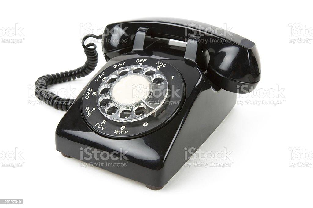 Schwarze Telefon – Foto