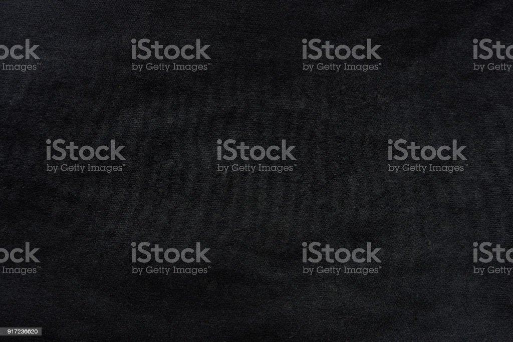 Textil fondo negro - foto de stock