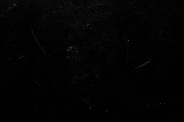 fondo negro textura rayada efecto estuco - foto de stock
