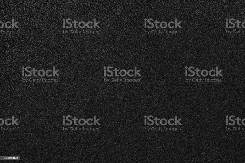 black texture of frying pan stock photo