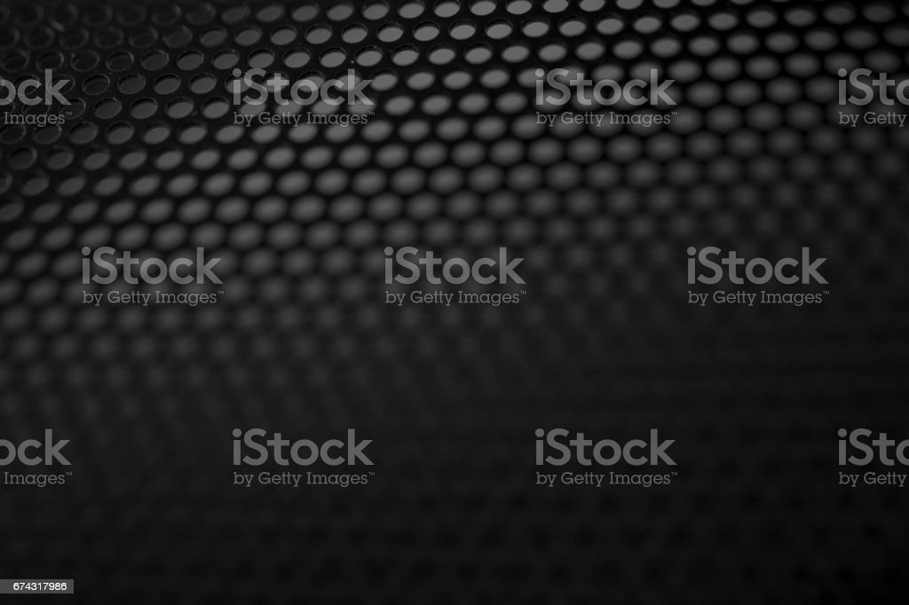Black textured abstract background stock photo