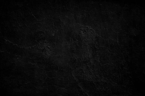 fond texturé noir avec rugosité et irrégularités - concave photos et images de collection