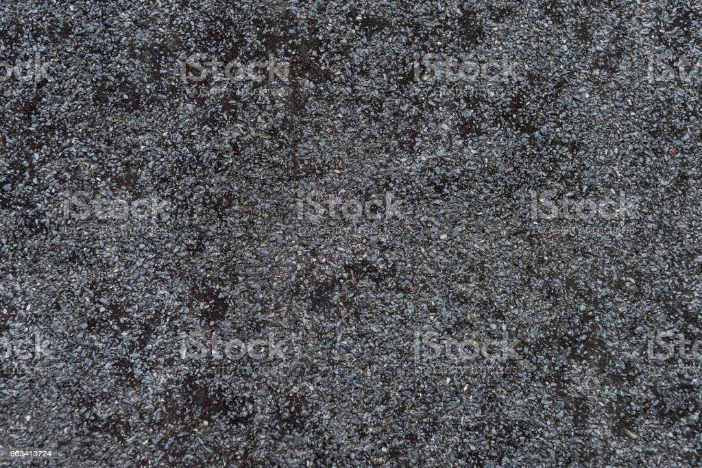 Czarne teksturowane tło abstrakcyjne powierzchni - Zbiór zdjęć royalty-free (Architektura)