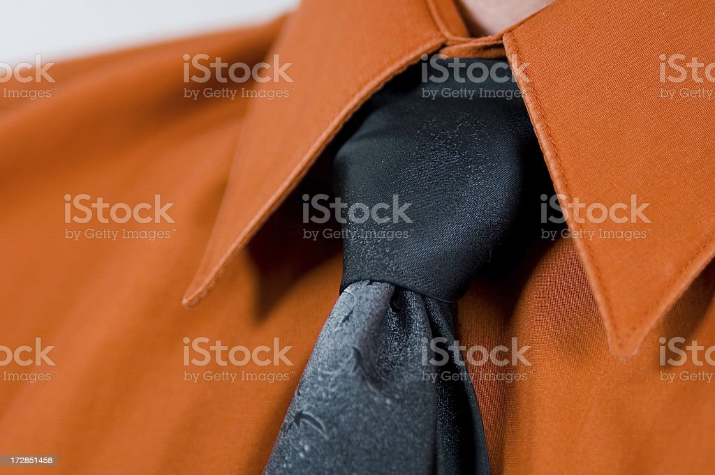 Black Tie stock photo