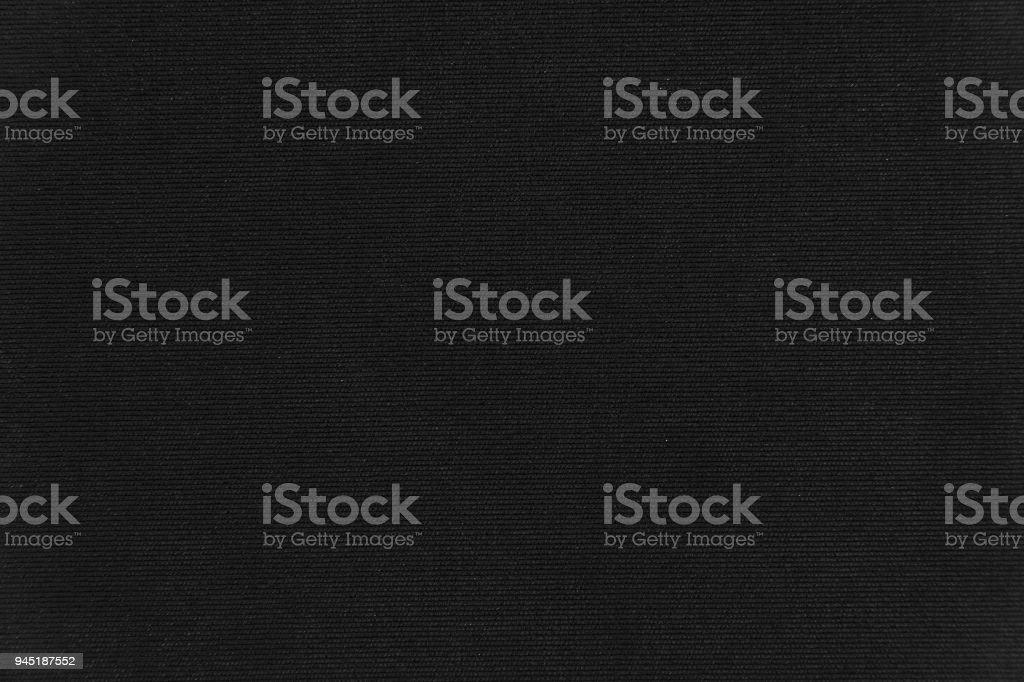 Black velvet background texture stock photo