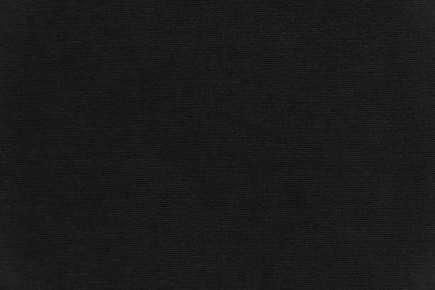 Textura de fondo de terciopelo negro - foto de stock