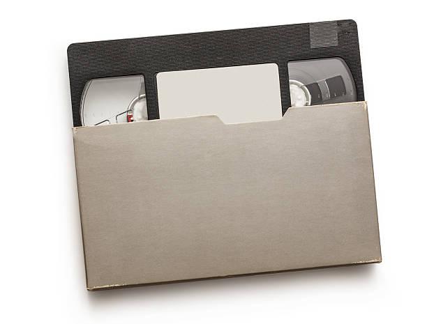 Black video cassette – Foto