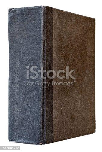 istock black vintage book 487964765