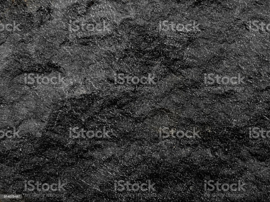 black wal stone texture stock photo