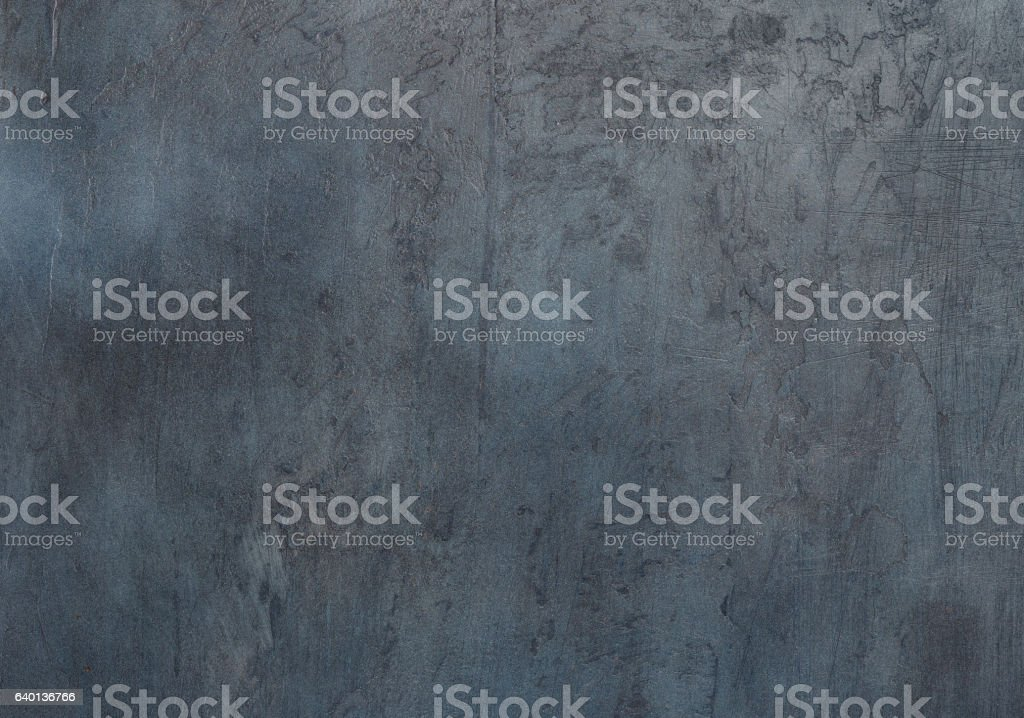 Black wall stone background or texture close up stock photo