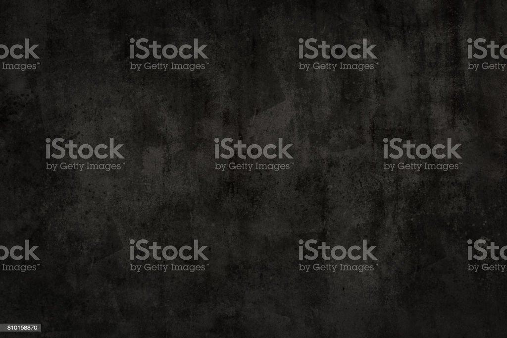 Black wall texture 5 stock photo