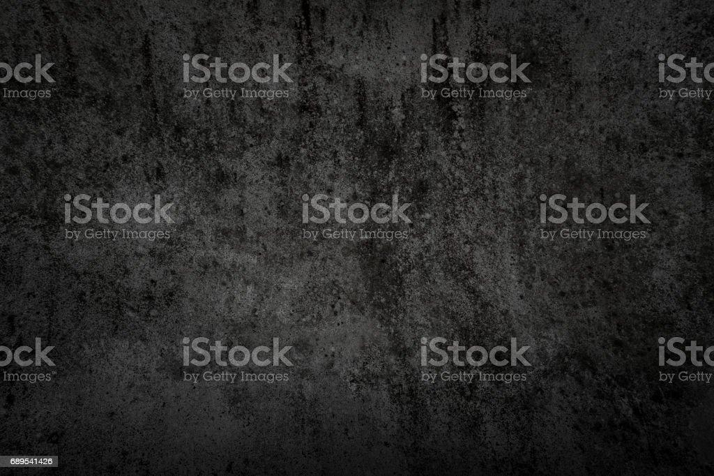 black wall texture stock photo