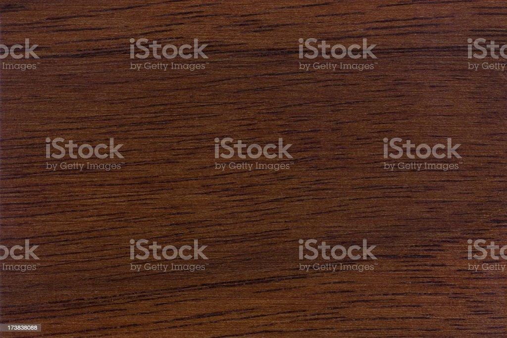 Black Walnut Wood Grain Background stock photo