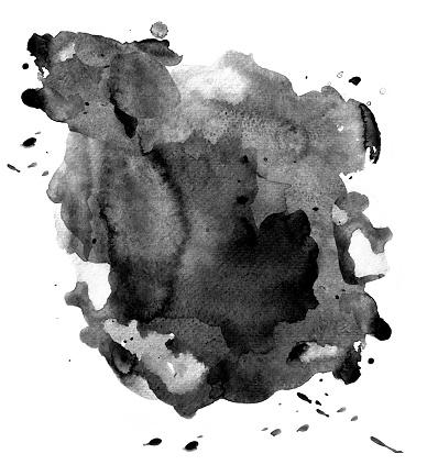Beyaz Üzerine Siyah Suluboya Stok Fotoğraflar & ABD'nin Daha Fazla Resimleri