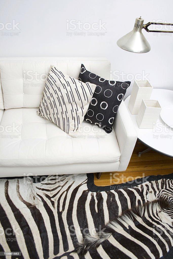 Black & White Still Life stock photo