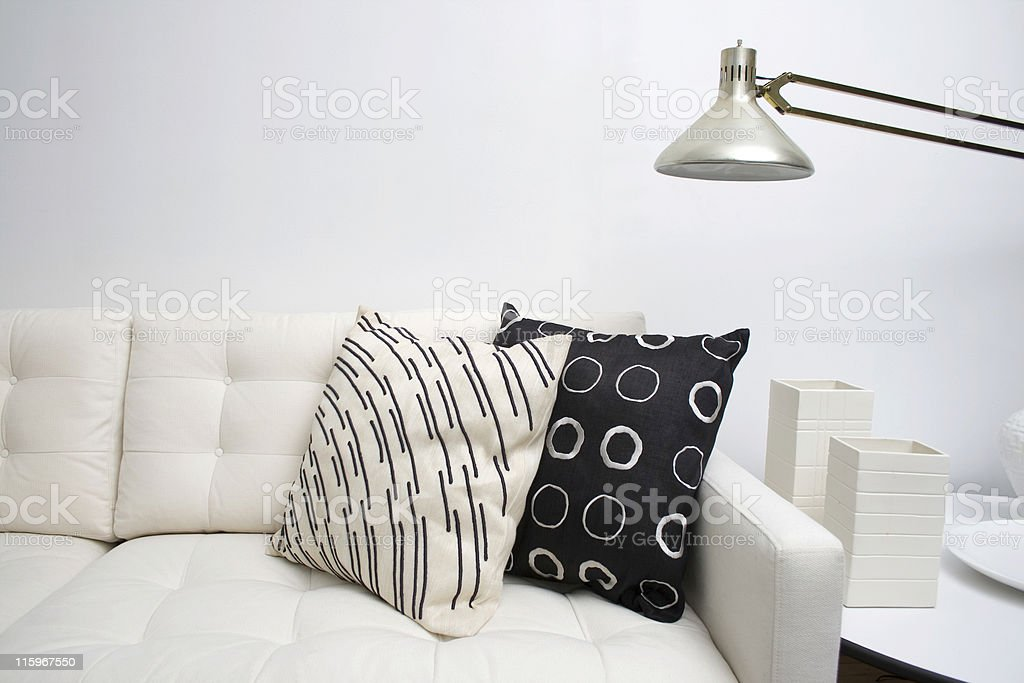 Black & White Still Life royalty-free stock photo