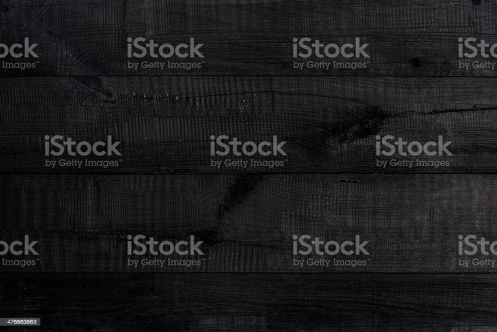 black wood texture. Black Wood Background. Stock Photo Texture B