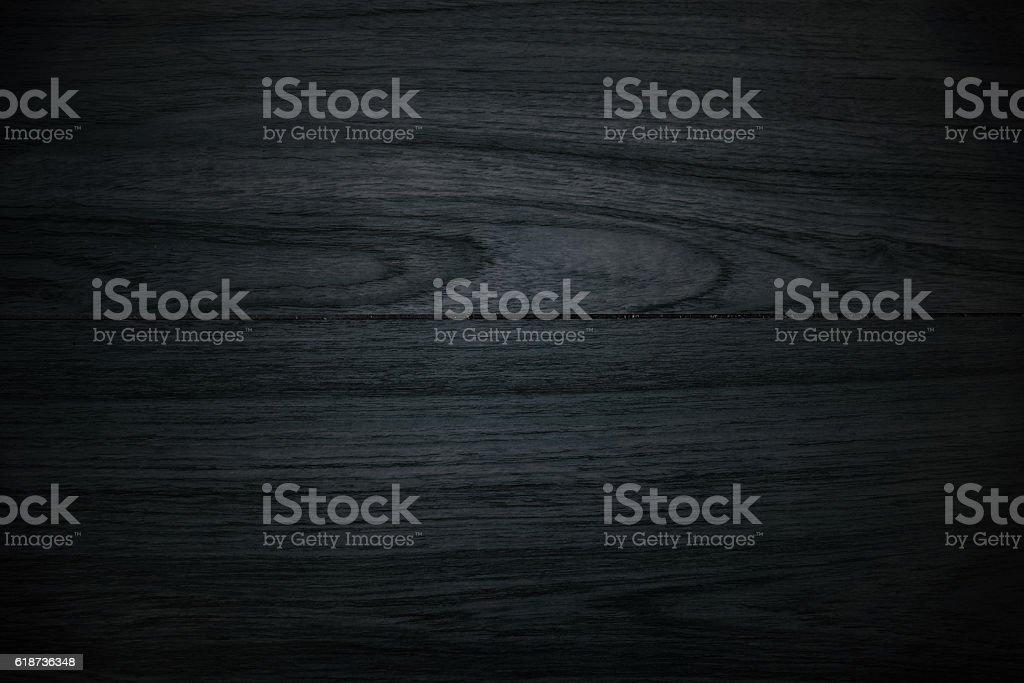 black wood. Black Wood Background Stock Photo B