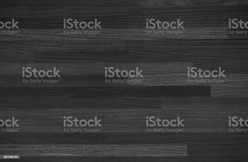 black wood floor texture. Black Wood Texture Background.Black Plywood Floor Royalty-free Stock Photo