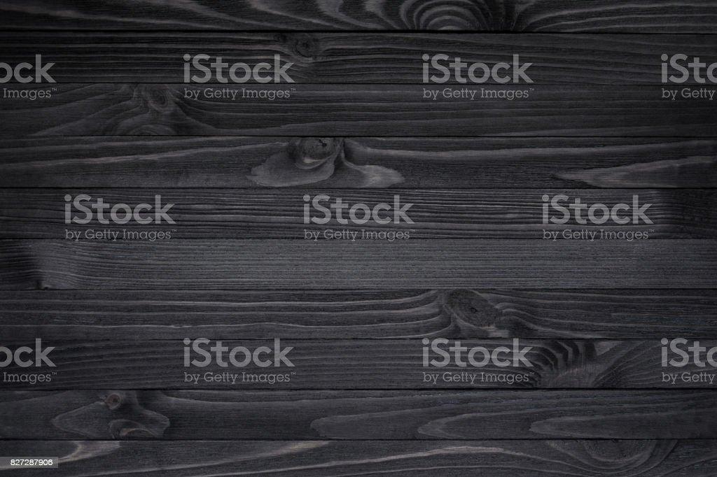 Black Wood Texture royalty-free stock photo