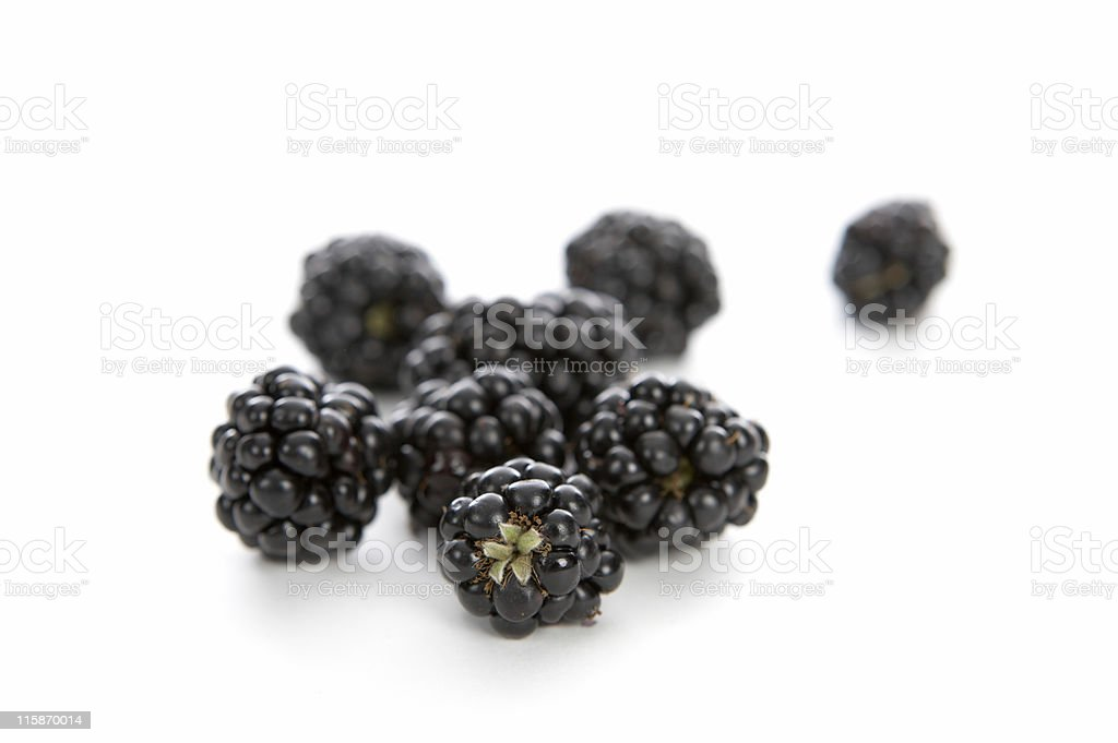 Blackberry #2 royalty-free stock photo