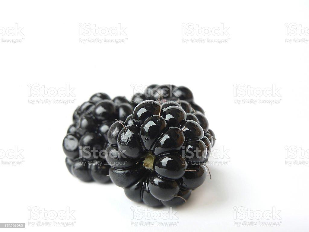 Blackberry. royalty-free stock photo