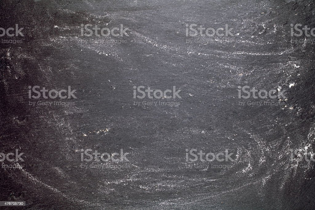 blackboard and graphite background with flour stock photo