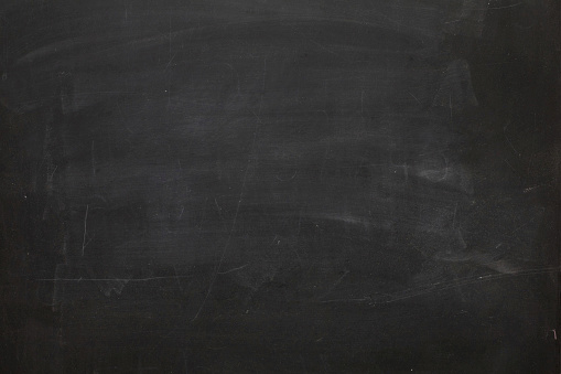 Blank blackboard-like texture which can accommodate custom text or images in various contrasting colors