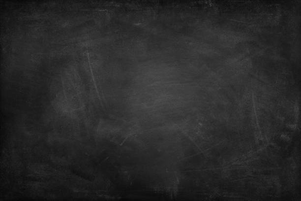 Blackboard or chalkboard stock photo