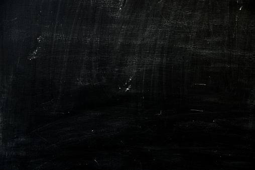 Blackboard background.