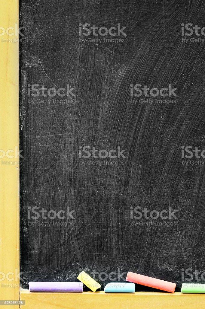 Schreibtafel  Lizenzfreies stock-foto