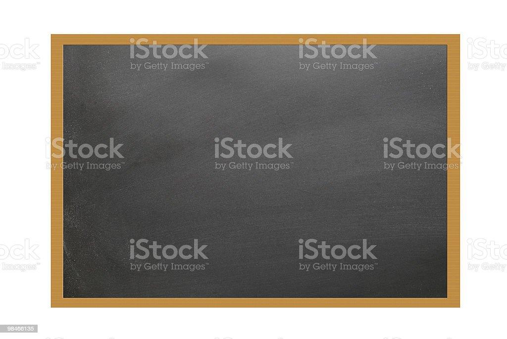 Lavagna foto stock royalty-free
