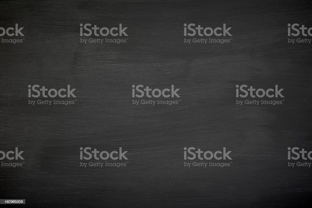 Blackboard texture stock photo