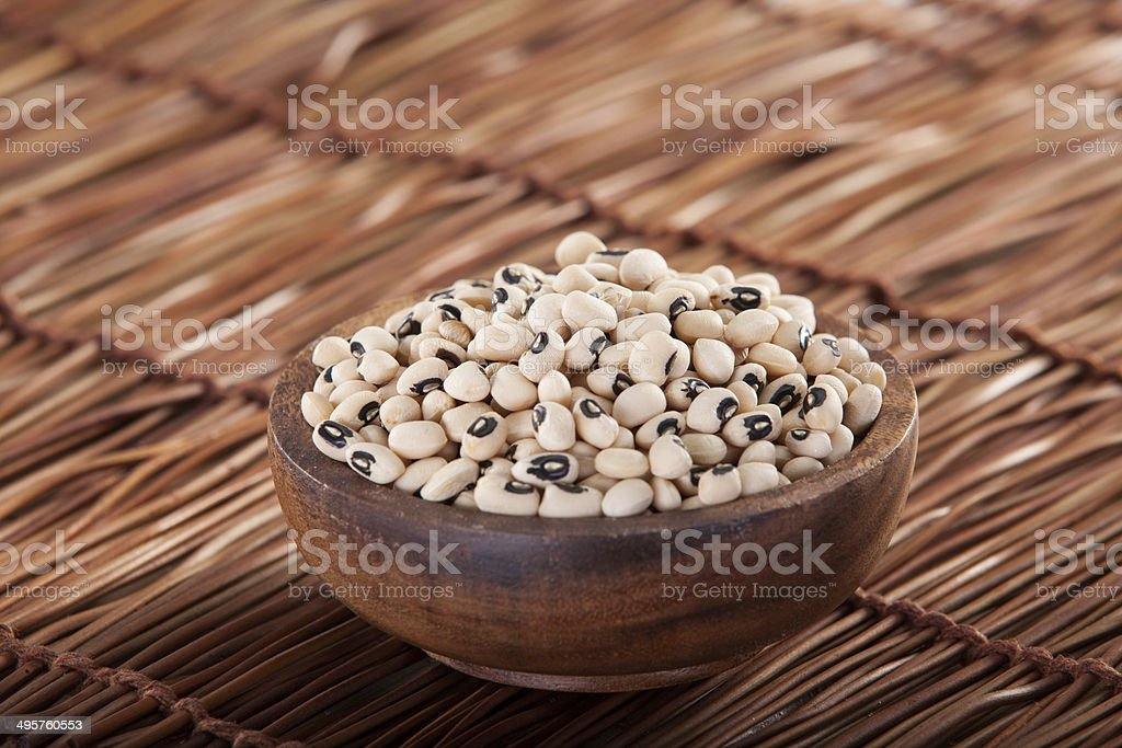 Black-Eyed Peas stock photo