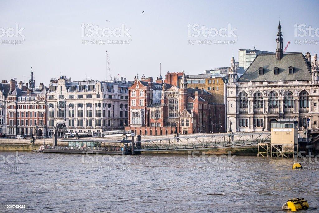 Blackfriars, London stock photo