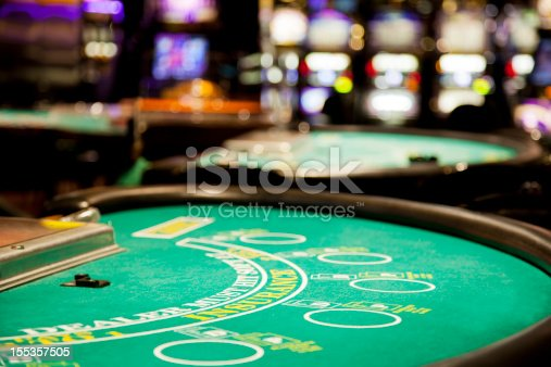 Blackjack table. You might also be interested in these: