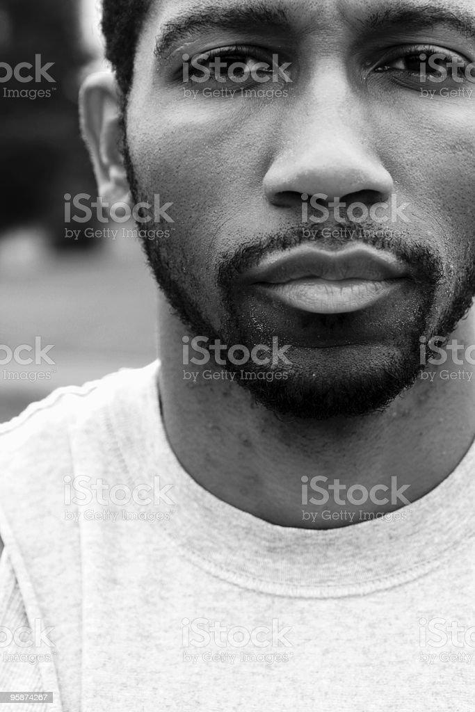 blackness royalty-free stock photo