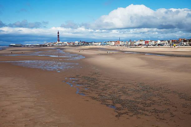 Blackpool Sands, der klassische view – Foto