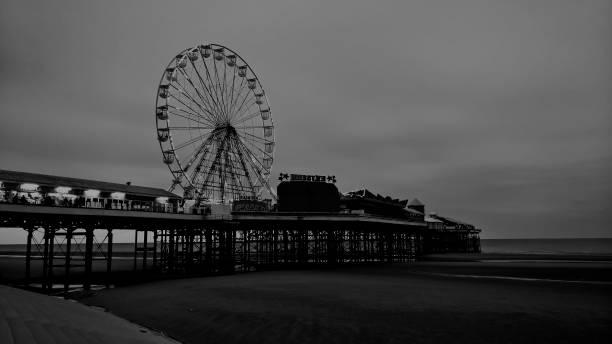 South Pier von Blackpool – Foto