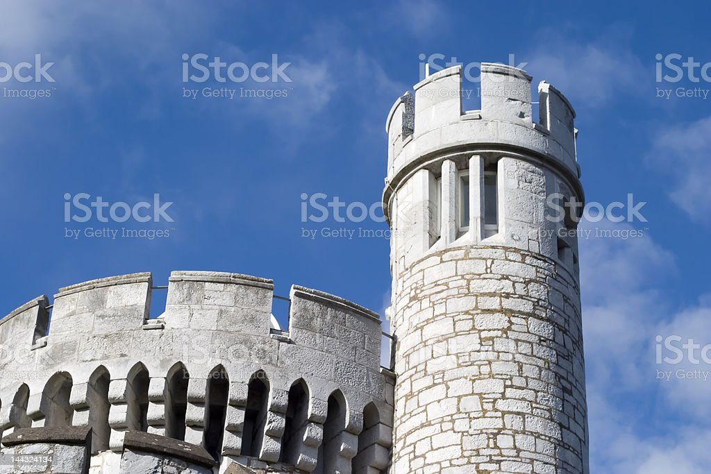 Blackrock Castle, Ireland stock photo