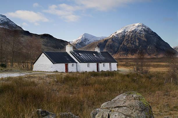 Blackrock Cottage stock photo